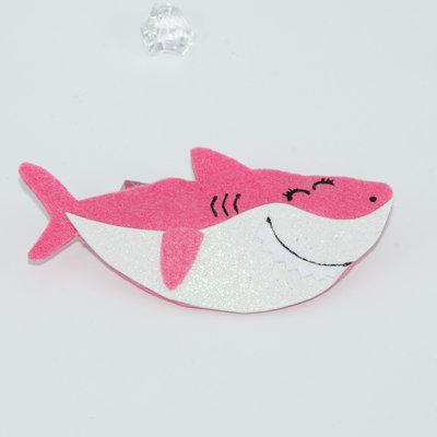Lo squalo, per lei,  13 x 6.5 cm