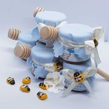 Bomboniera miele segnaposto