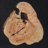 Orologio in legno (cod.017)