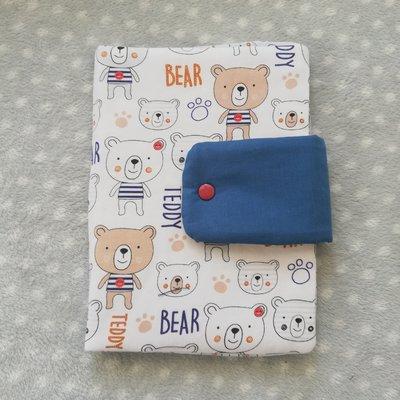 Portapannolini : taddy bear