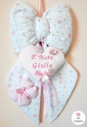 Fiocco Nascita Baby Girl