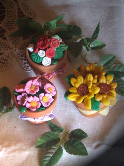 Vasetti fioriti