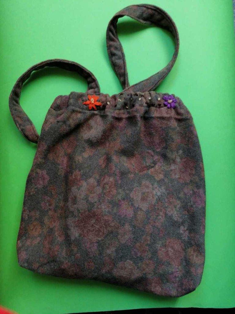Boho bag, bennibag Fiore indiano