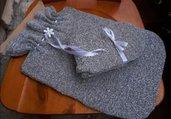 Copri borsa acqua calda e calzettoni