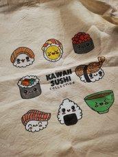 Shopper Bag Sushi