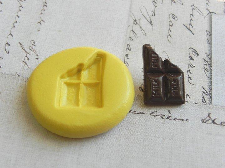 Stampo fimo cioccolato
