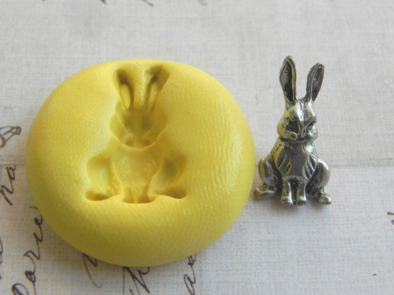 Stampo fimo coniglio