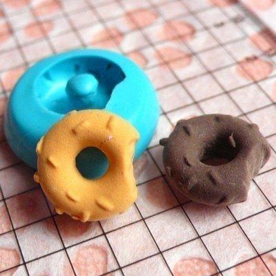 Stampo fimo donut