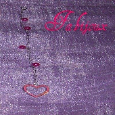 Bracciale Pink  Love