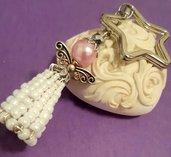 Portachiavi handmade angioletto