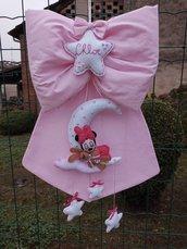 Fiocco nascita....i sogni di Minnie