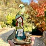 Gnometti in legno massello by Creazioni GiaRóⒸ