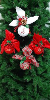 Pallina di Natale personalizzata