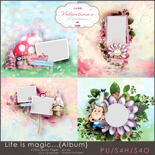 Life is Magic...  {Album}