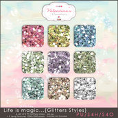 Life is Magic...  {Glitters Styles}