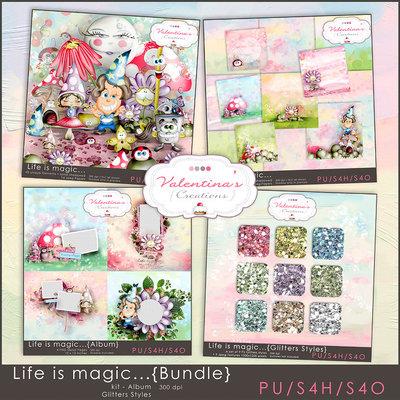 Life is Magic...  {Bundle}