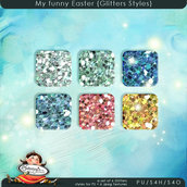 My Funny Easter {Glitters Styles}