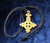 Croce Celtica in avorio