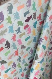 Cotone gattini colorati