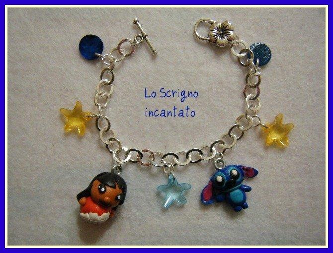 Bracciale Lilo&Stitch