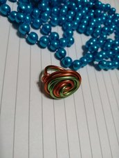 Anello spirale wire