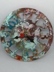 Orologio in resina