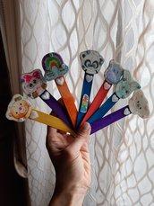 segnalibri handmade per bambini