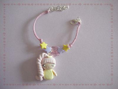 braccialetto bambolina