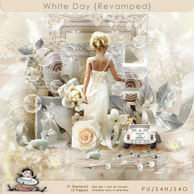 White Day {scrapkit}