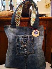 Book bag jeans