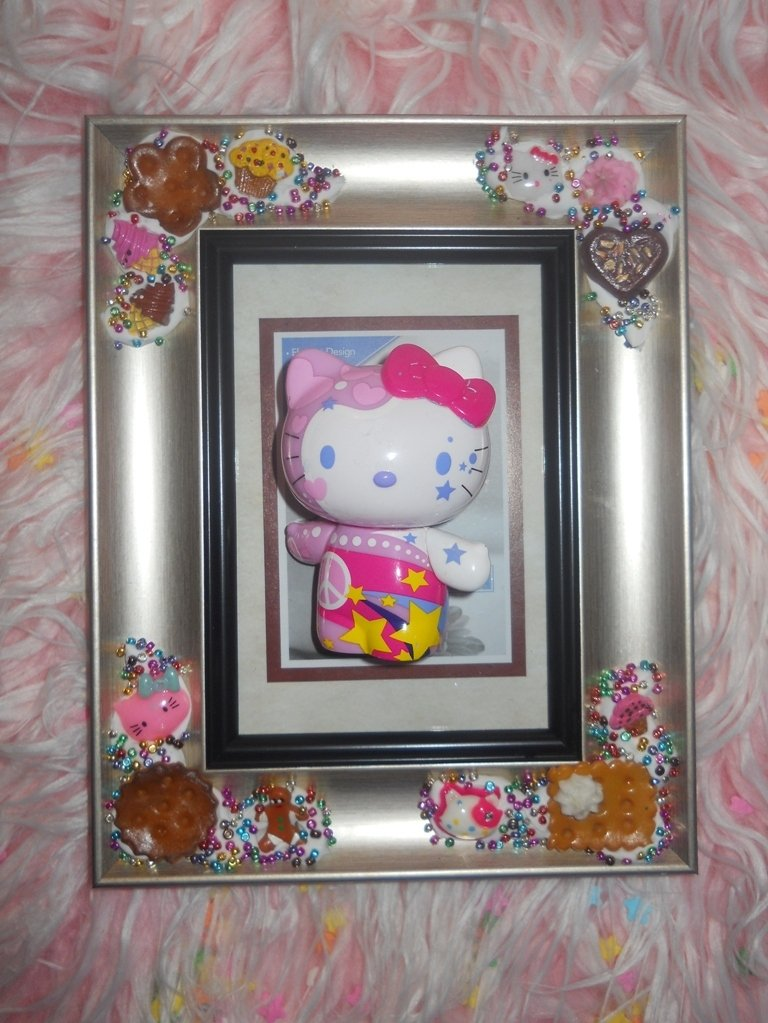 SWEET Deco Frame 3.5 x 5// This is for a Normal REGULAR picture //N2