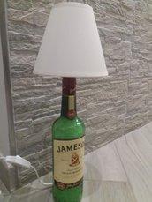 Lampada whiskey Jameson
