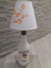 Lampada Malibu arancio
