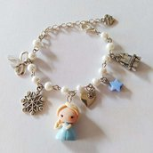 Braccialetto Principessa Elsa Frozen