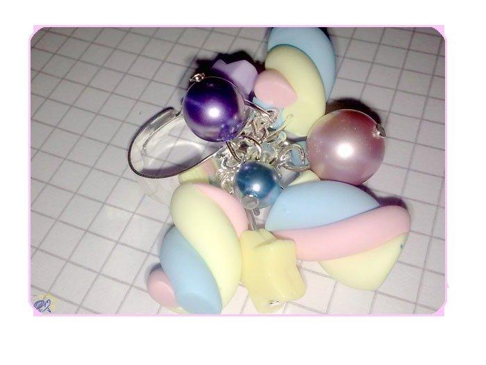 anellino ciondolini marshmallow