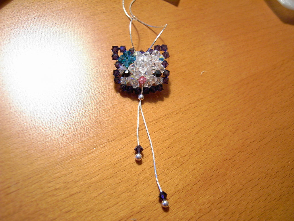 Collana Hello Kitty swarovski