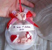 Bimba- sfera primo Natale