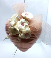 Collezione Fiori - Natale - Pallina 10 cm