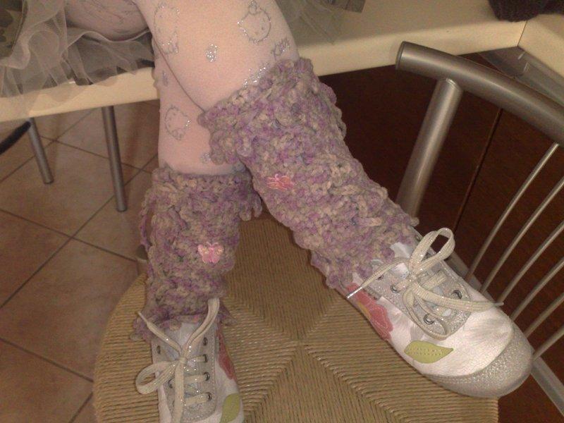 Cavigliere in cotone