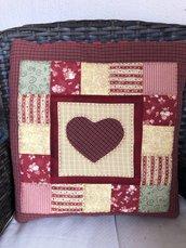 Cuscino quillow - un cuscino che diventa un plaid