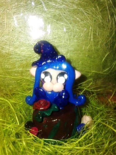 Elfa in Fimo...