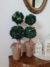 Alberelli decorativi handmade