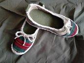 Pantofoline casual comode,uniche e originali