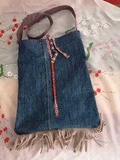 Medicine bag, borsa  squaw