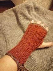 Scalda polsi in lana