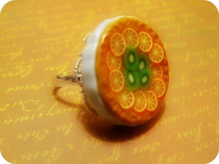 Anello - Crostata alla Frutta