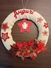 Ghirlanda decorativa Natalizia