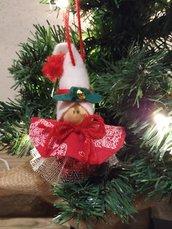 Addobbo natalizio, pallina albero natale, decorazione natalizia