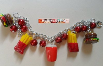 Bracciale Mc Donald