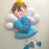 Fiocco nascita angelo